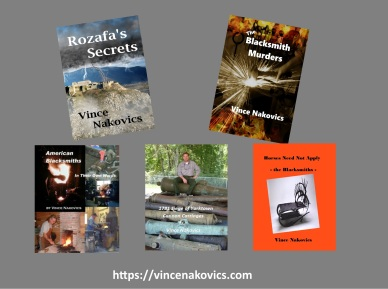Five Books Poster