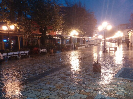 pedonale rain